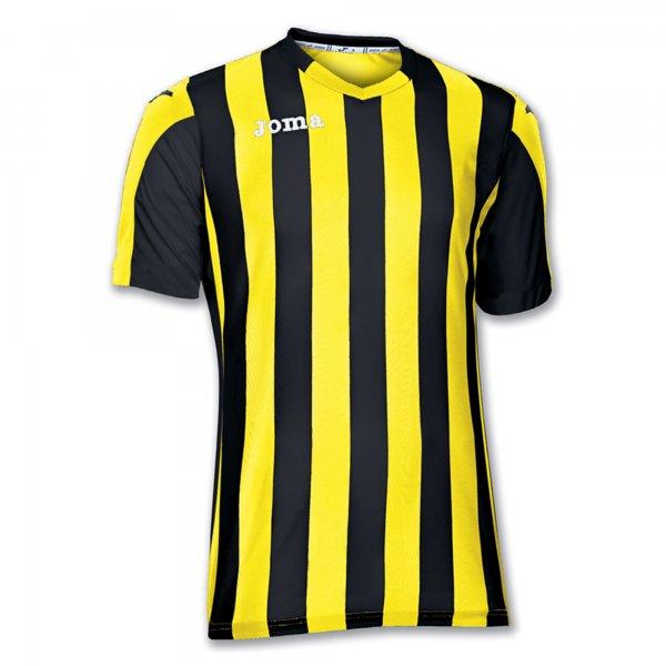 Футболка COPA YELLOW-BLACK