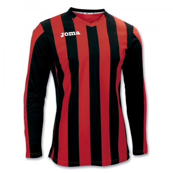 Футболка COPA RED-BLACK