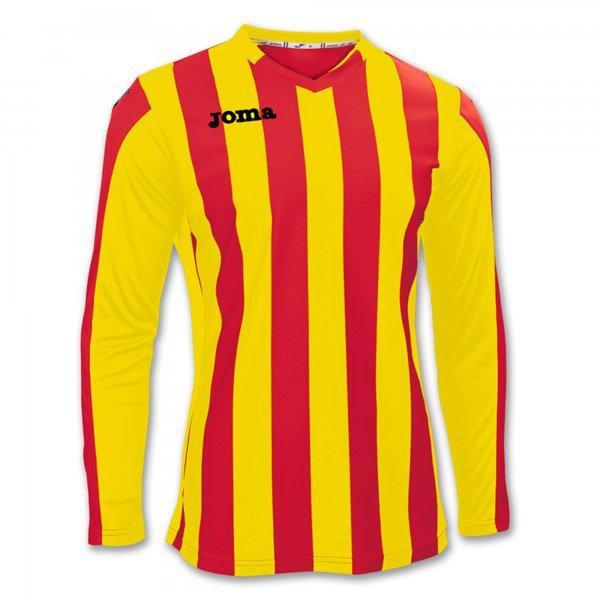 Футболка COPA RED-YELLOW