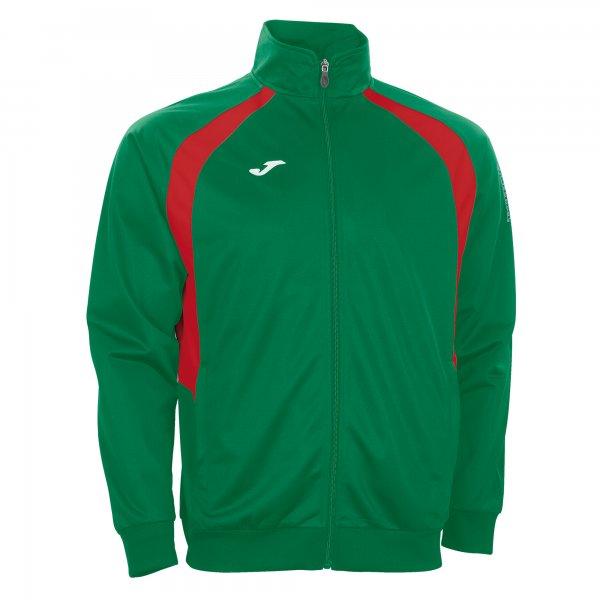Олимпийка CHAMPIONSHIP III GREEN-RED