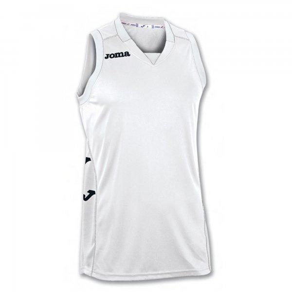 Майка баскетбольная CANCHA II WHITE-BLACK