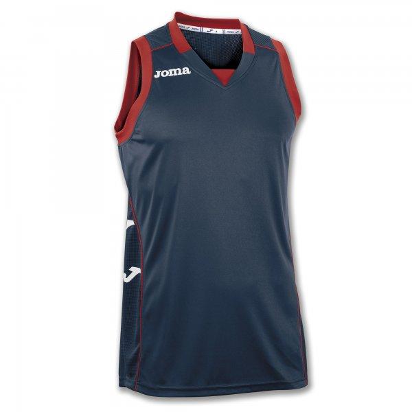 Майка баскетбольная CANCHA II NAVY-RED