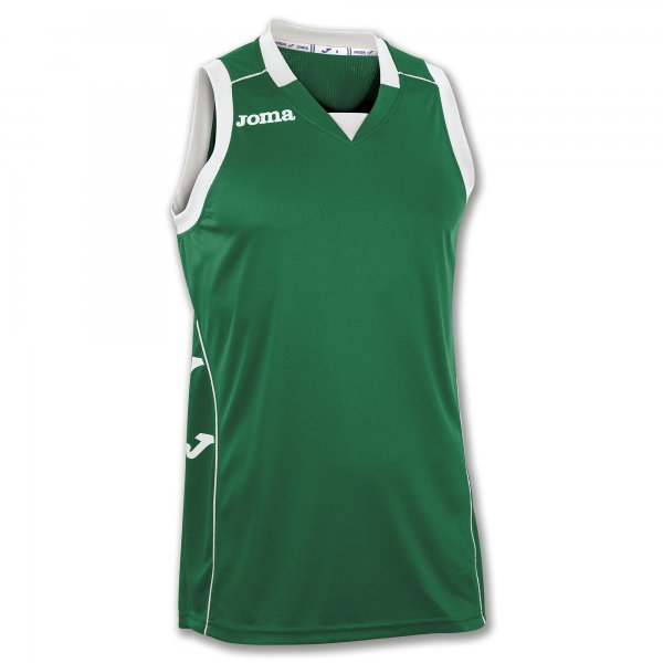 Майка баскетбольная CANCHA II GREEN-BLACK