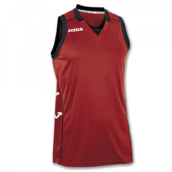Майка баскетбольная CANCHA II RED-BLACK