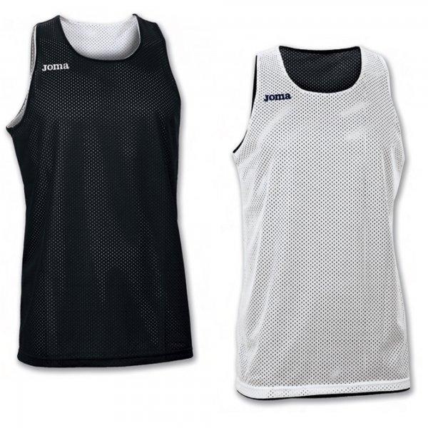 Майка баскетбольная реверсивная ARO WHITE-BLACK