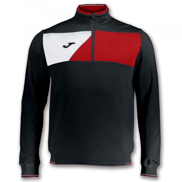 Реглан CREW II BLACK-RED