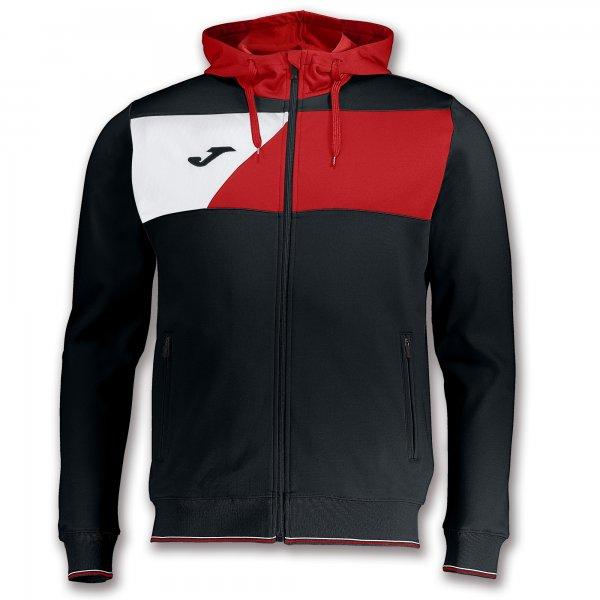 Толстовка CREW II BLACK-RED
