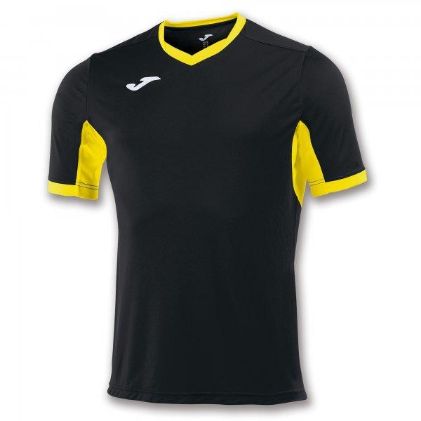 Футболка CHAMPIONSHIP IV BLACK-YELLOW S/S