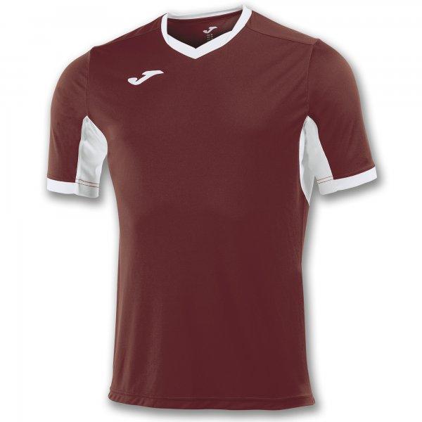 Футболка CHAMPIONSHIP IV BURGUNDY-WHITE