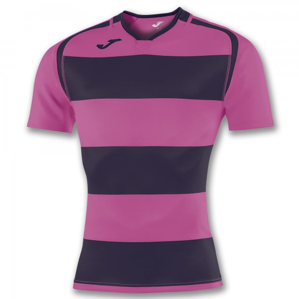 Регбийка PRORUGBY II DARK PURPLE-PINK S/S