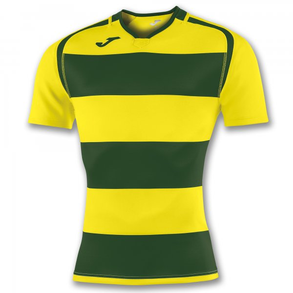 Регбийка PRORUGBY II GREEN-YELLOW S/S