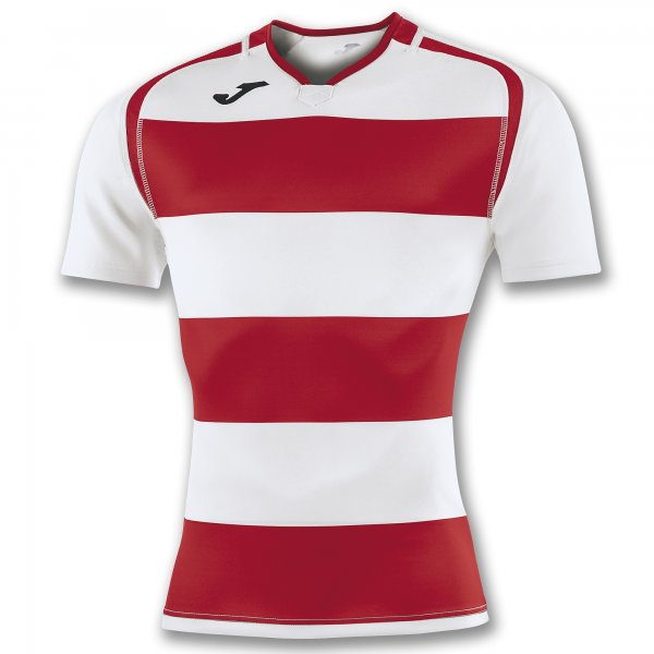 Регбийка PRORUGBY II RED-WHITE S/S