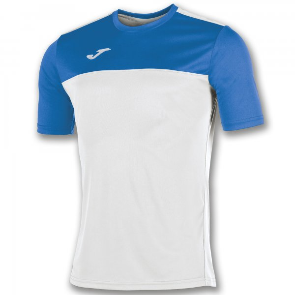 Футболка WINNER WHITE-ROYAL BLUE