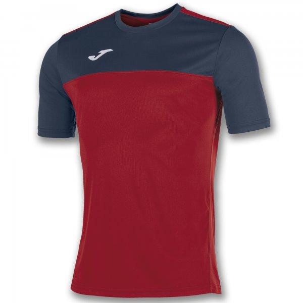 Футболка WINNER RED-NAVY BLUE