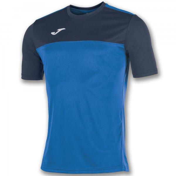 Футболка WINNER ROYAL/NAVY BLUE