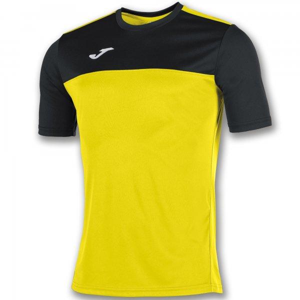 Футболка WINNER YELLOW-BLACK