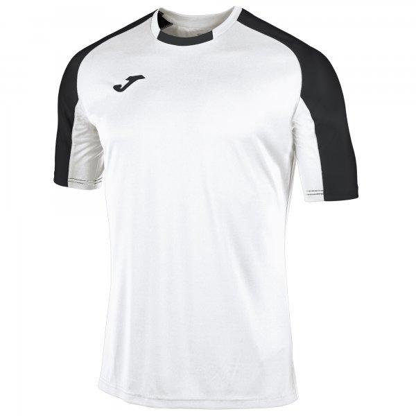 Футболка ESSENTIAL WHITE-BLACK