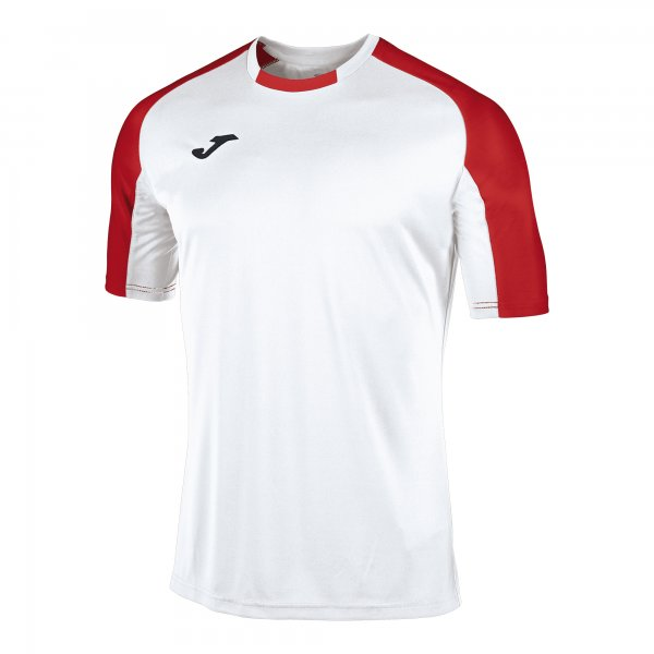 Футболка ESSENTIAL WHITE-RED