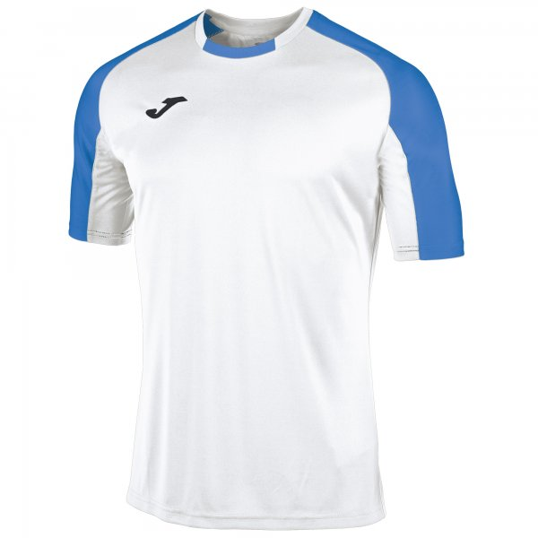 Футболка ESSENTIAL WHITE-ROYAL BLUE