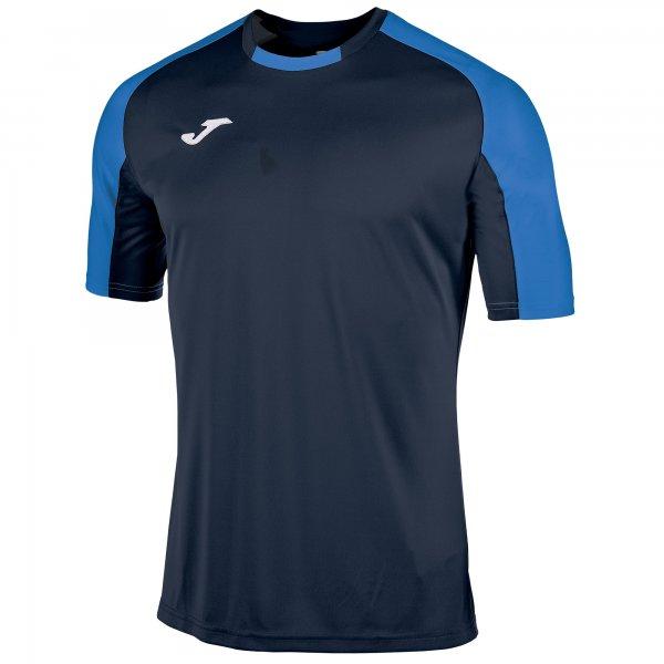 Футболка ESSENTIAL NAVY-ROYAL BLUE
