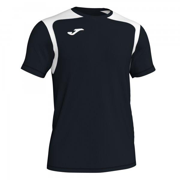 Футболка T-SHIRT CHAMPIONSHIP V BLACK-WHITE S/S