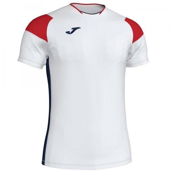 Футболка CREW III WHITE-RED-NAVY