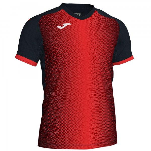 Футболка SUPERNOVA BLACK-RED