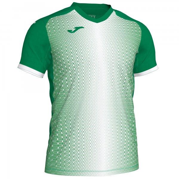 Футболка SUPERNOVA GREEN-WHITE