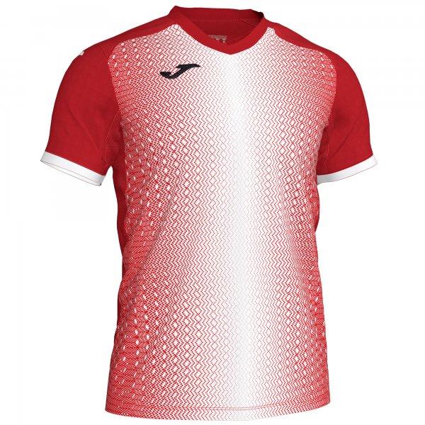 Футболка SUPERNOVA RED-WHITE