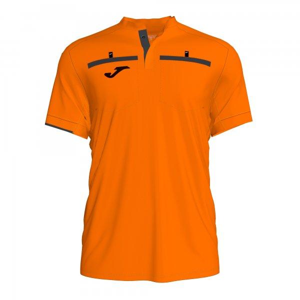 Футболка REFEREE T-SHIRT ORANGE S/S