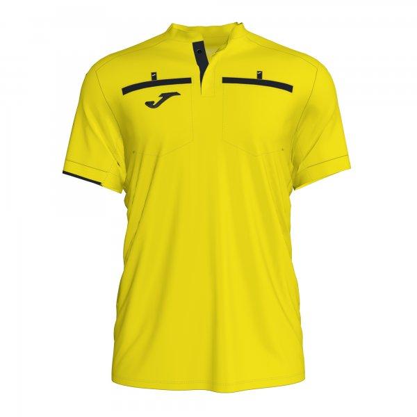 Футболка REFEREE T-SHIRT FLUOR YELLOW S/S
