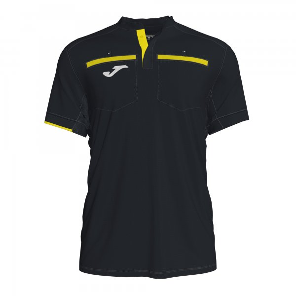 Футболка REFEREE T-SHIRT BLACK S/S