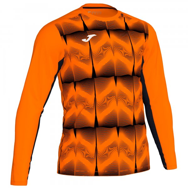 Реглан вратарский DERBY IV GOALKEEPER SHIRT ORANGE L/S