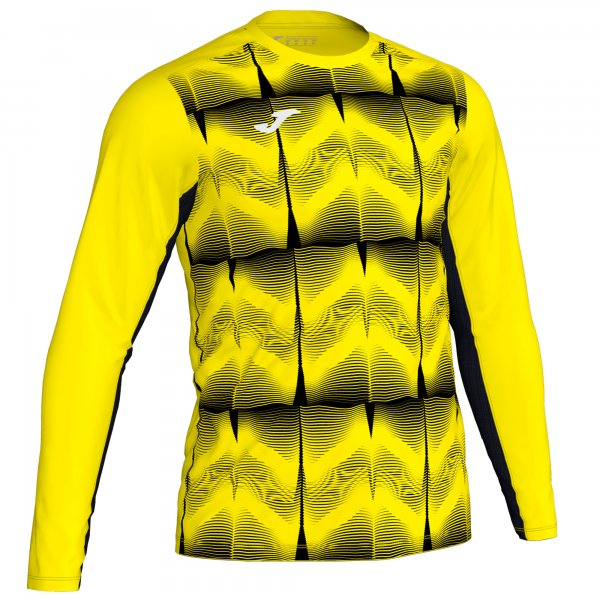 Реглан вратарский DERBY IV GOALKEEPER SHIRT FLUOR YELLOW L/S