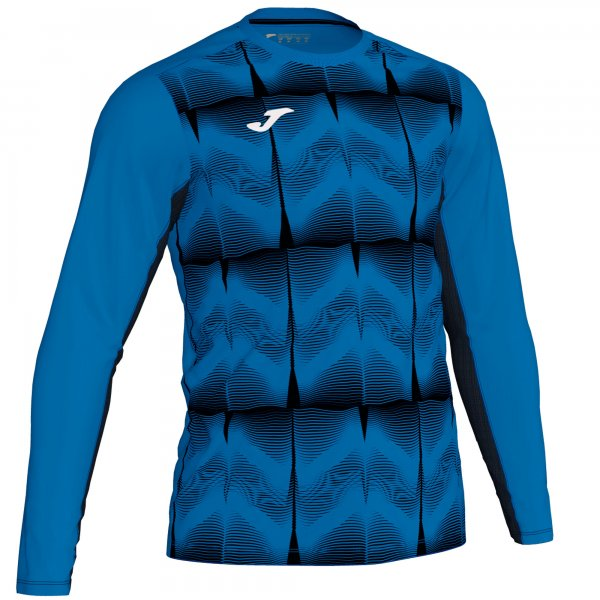 Реглан вратарский DERBY IV GOALKEEPER SHIRT ROYAL L/S