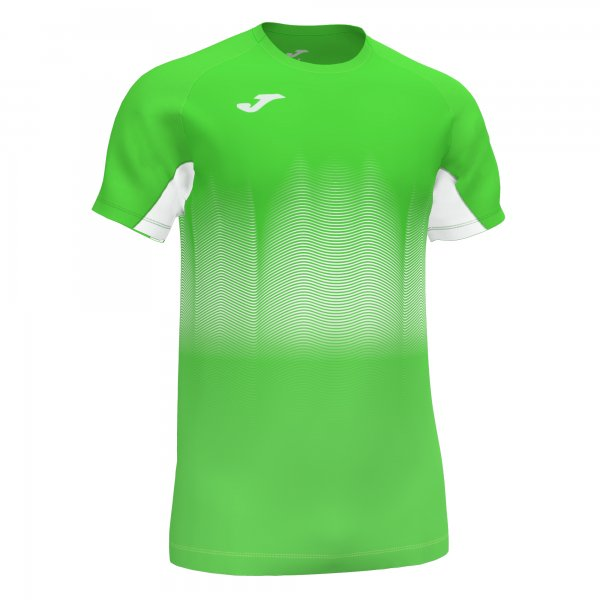 Футболка легкоатлетическая ELITE VII GREEN-WHITE