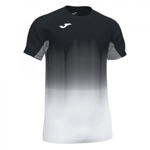 Футболка легкоатлетическая ELITE VII BLACK-WHITE
