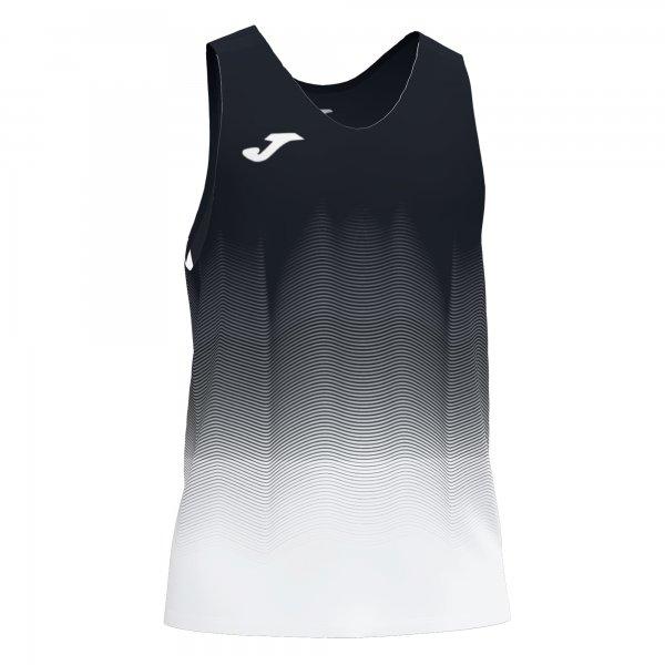 Футболка без рукавов ELITE VII BLACK-WHITE