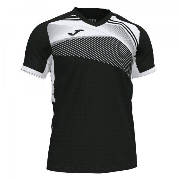 Футболка SUPERNOVA II T-SHIRT BLACK-WHITE S/S