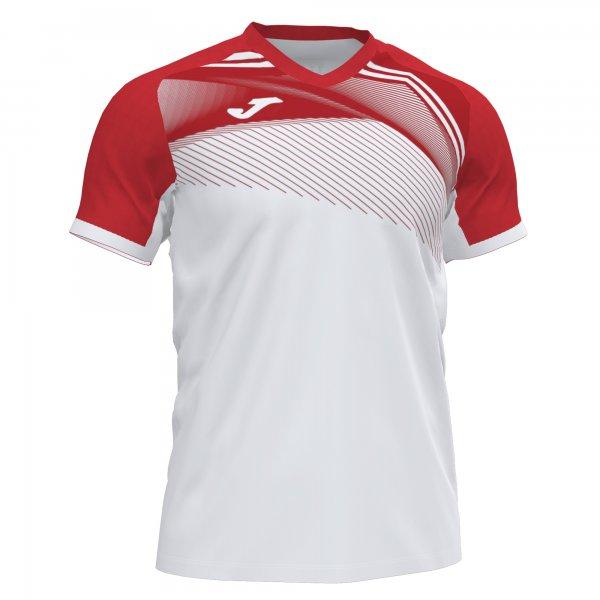 Футболка SUPERNOVA II T-SHIRT WHITE-RED S/S