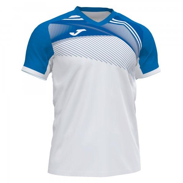 Футболка SUPERNOVA II T-SHIRT WHITE-ROYAL S/S