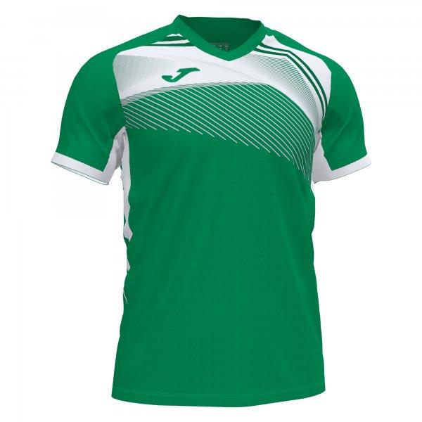 Футболка SUPERNOVA II T-SHIRT GREEN-WHITE S/S