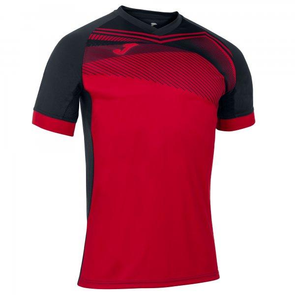 Футболка SUPERNOVA II T-SHIRT RED-BLACK S/S