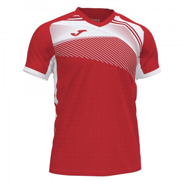 Футболка SUPERNOVA II T-SHIRT RED-WHITE S/S