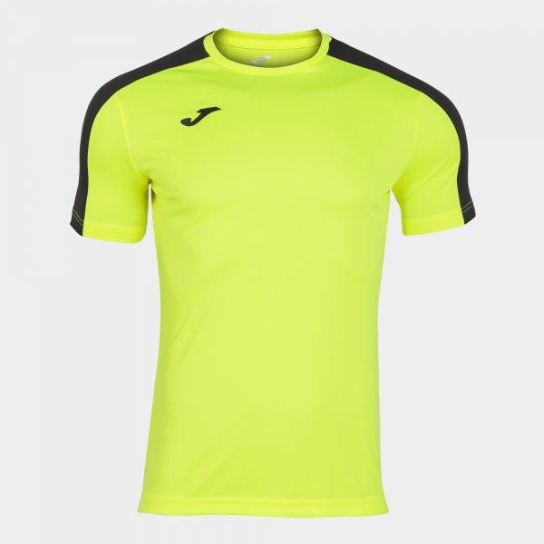 Футболка ACADEMY T-SHIRT FLUOR YELLOW-BLACK S/S