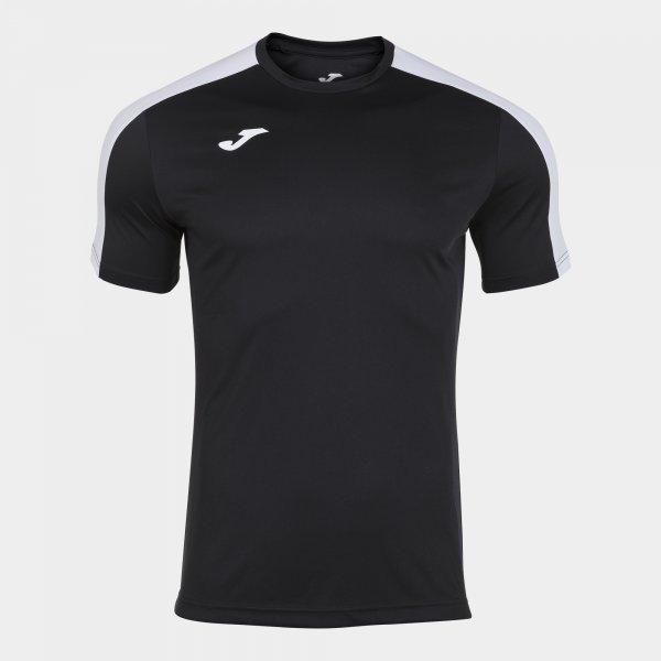 Футболка ACADEMY T-SHIRT BLACK-WHITE S/S