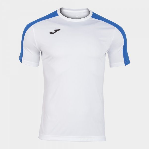 Футболка ACADEMY T-SHIRT WHITE-ROYAL S/S