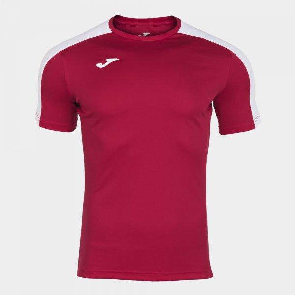 Футболка ACADEMY T-SHIRT RED-WHITE S/S