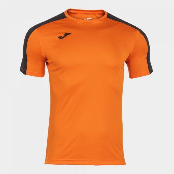 Футболка ACADEMY T-SHIRT ORANGE-BLACK S/S