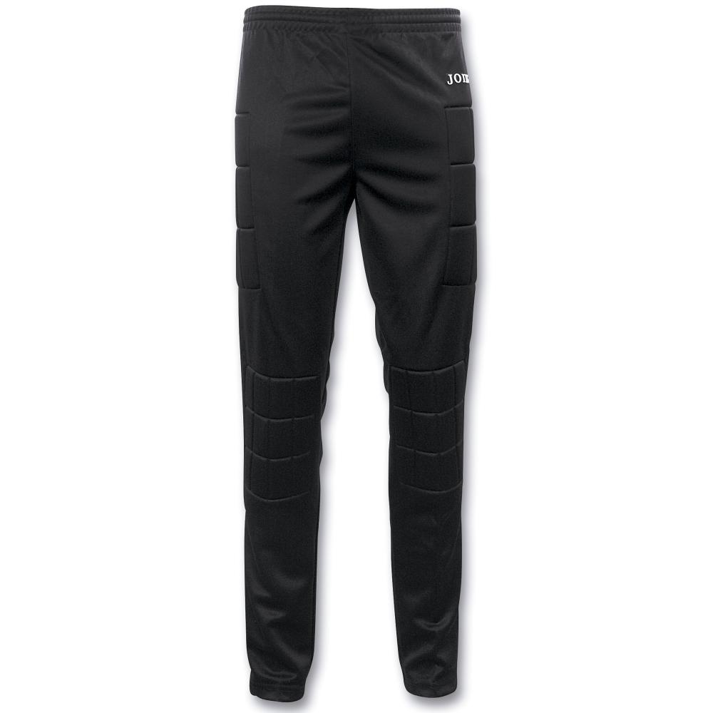 Длинные вратарские брюки (защита) LONG PANT GOALKEEPER BLACK